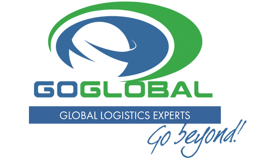 GoGlobal Logistics Experts Logo